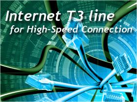 internet t3 line
