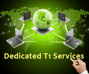 Dedicated T1 Services
