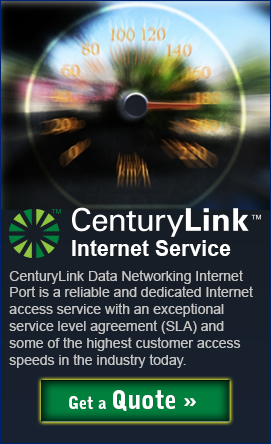 CenturyLink Data Networking Internet Port is a reliable and dedicated Internet access service with an exceptional service level agreement (SLA) and some of the highest customer access speeds in the industry today