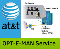 AT&T Opt-E-Man Service